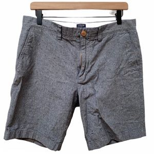 J. Crew Factory Gramercy Polka Dot Shorts Men's 32